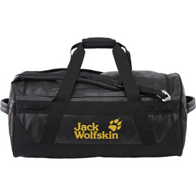Jack Wolfskin Expedition Trunk 65 Travel Bag, black